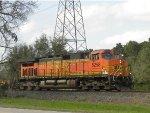 BNSF 5258 (GE C44-9W)